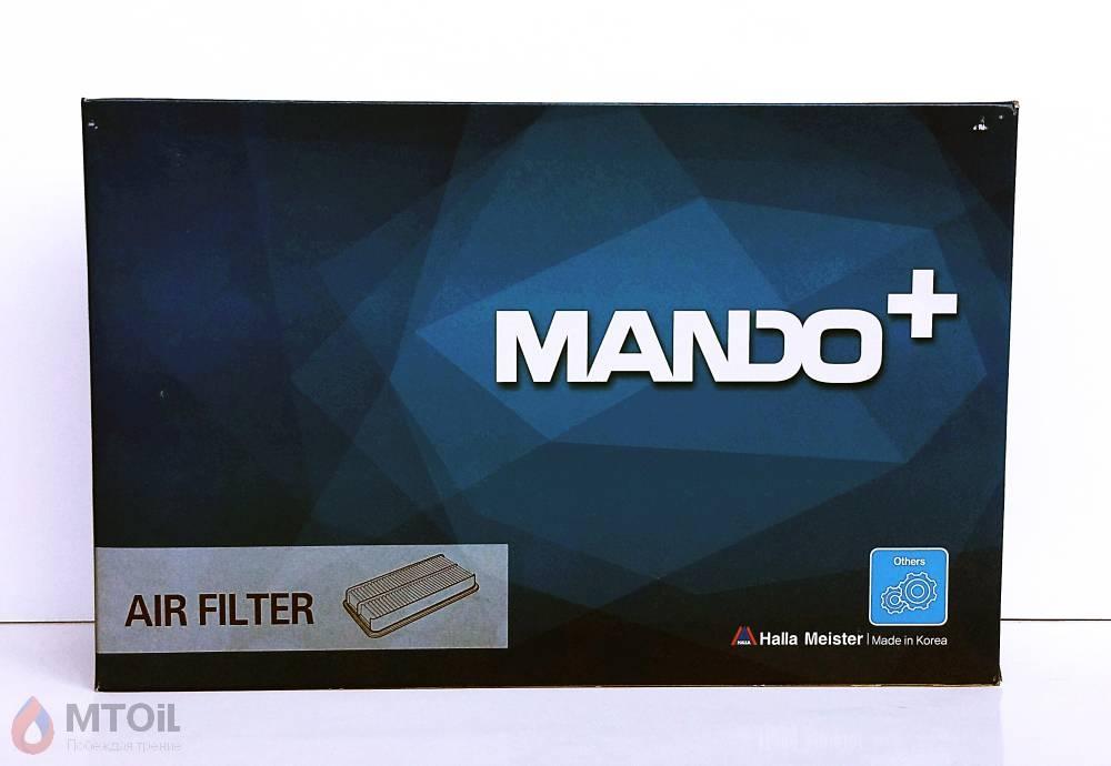 Фильтр воздушный MANDO (MAF086) - 1