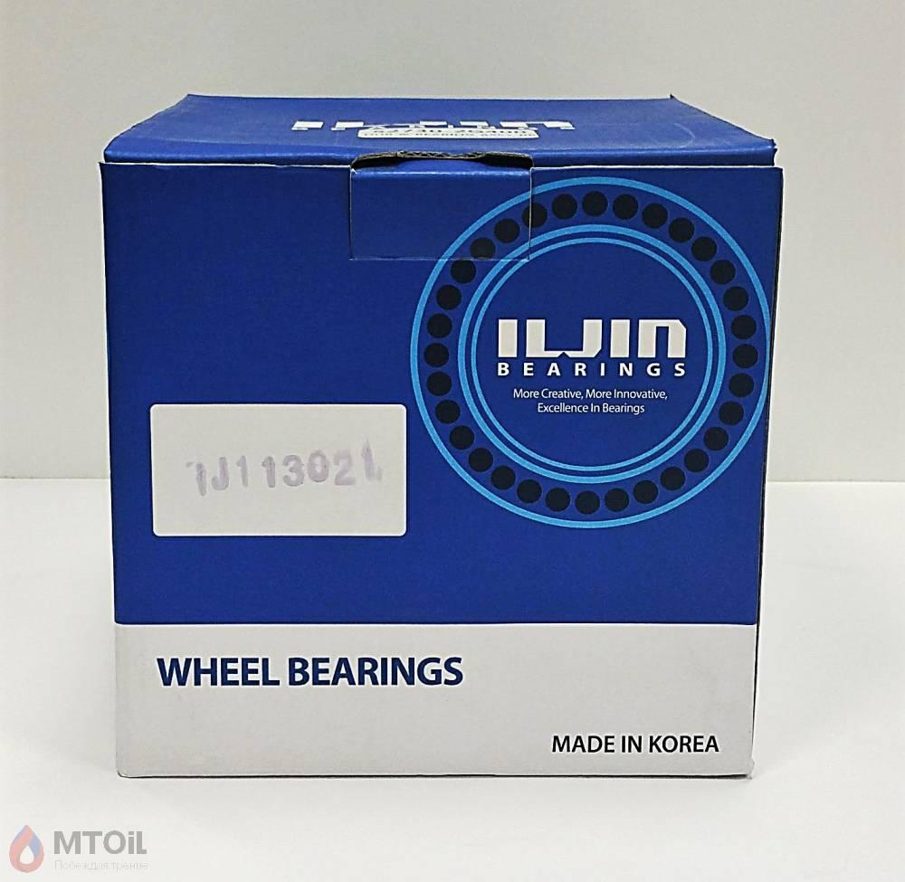 Ступица колеса задняя (+ABS) ILJIN (IJ113021) - 1
