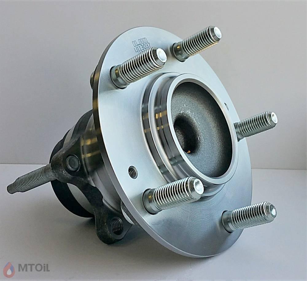 Ступица колеса задняя (+ABS) ILJIN (IJ113037) - 5
