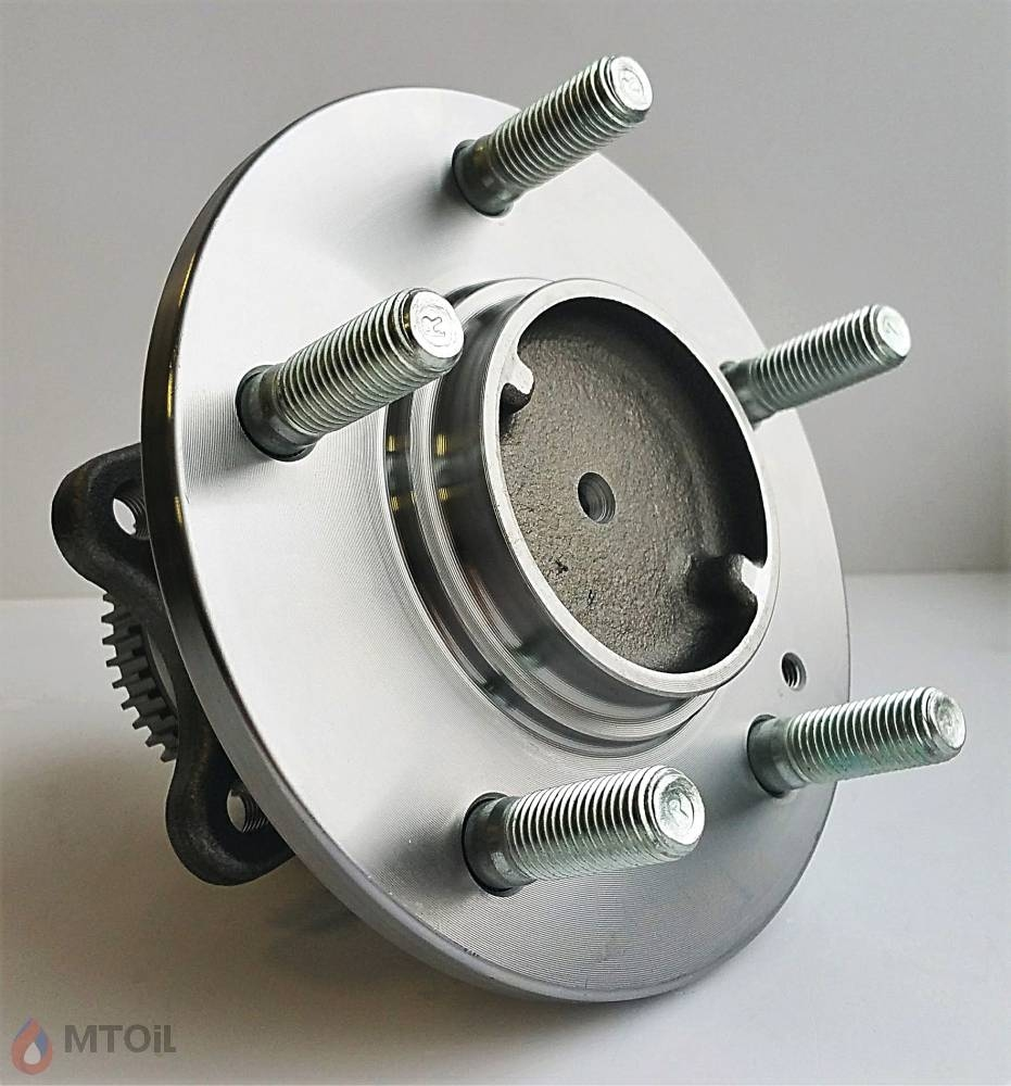 Ступица колеса задняя (+ABS) ILJIN (IJ113021) - 5