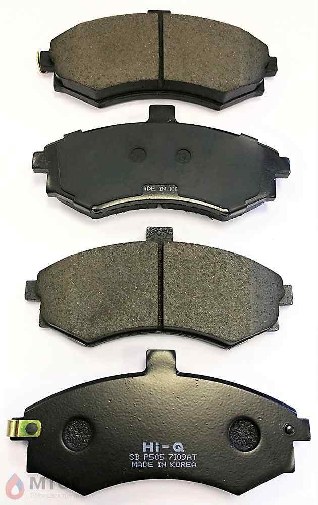 Тормозные колодки HI-Q Brake Pad (SP1152) - 2