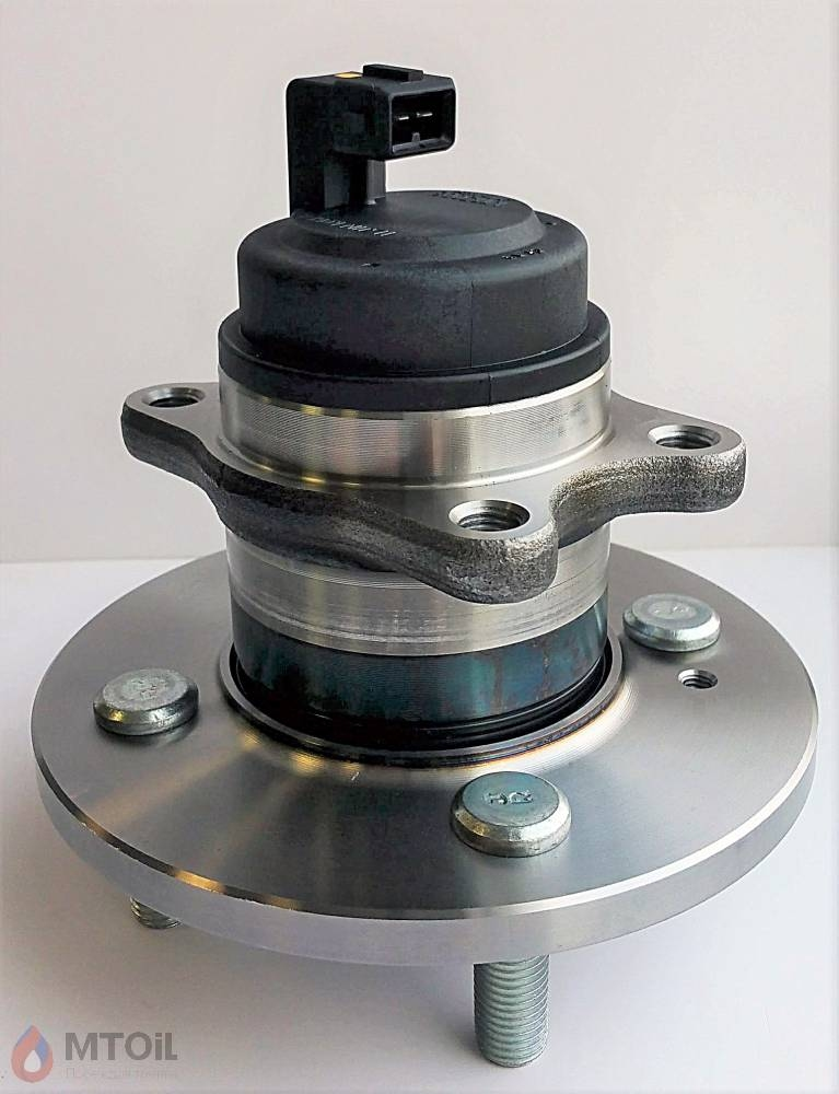 Ступица колеса задняя (+ABS) ILJIN (IJ113008) - 2