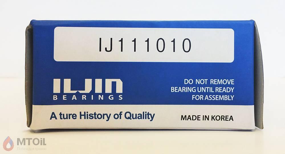 Подшипник ступицы колеса перед ILJIN (IJ111010) - 3