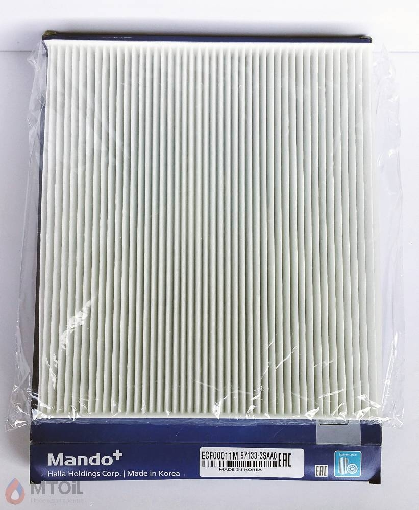 Фильтр салонный MANDO (ECF00011M) - 1