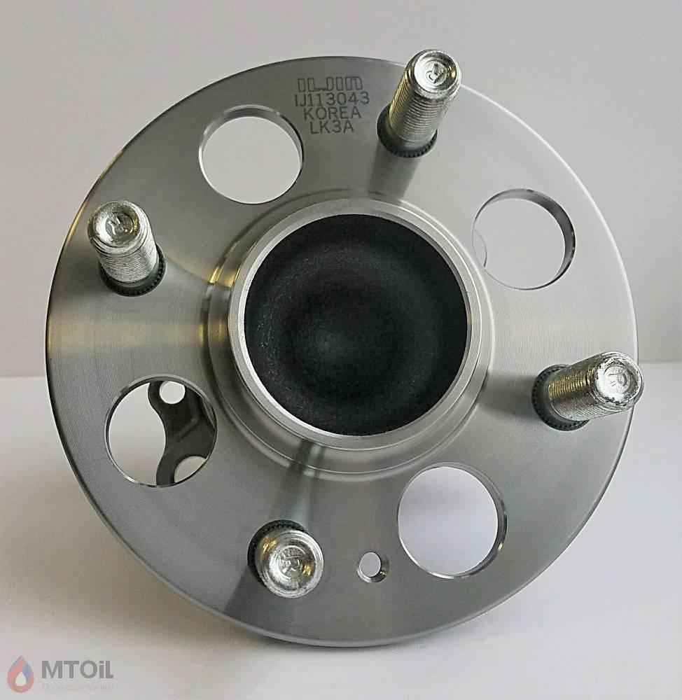 Ступица колеса задняя (+ABS) ILJIN (IJ113043) - 4