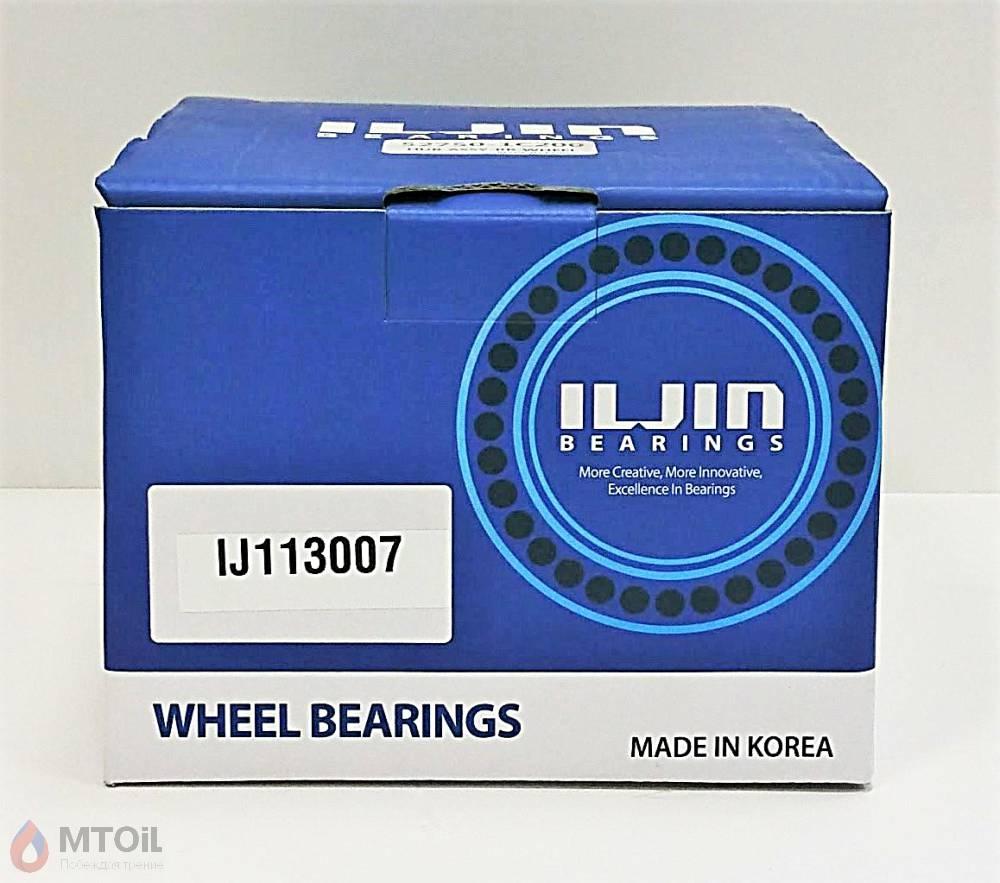 Ступица колеса задняя (-ABS) ILJIN (IJ113007) - 1