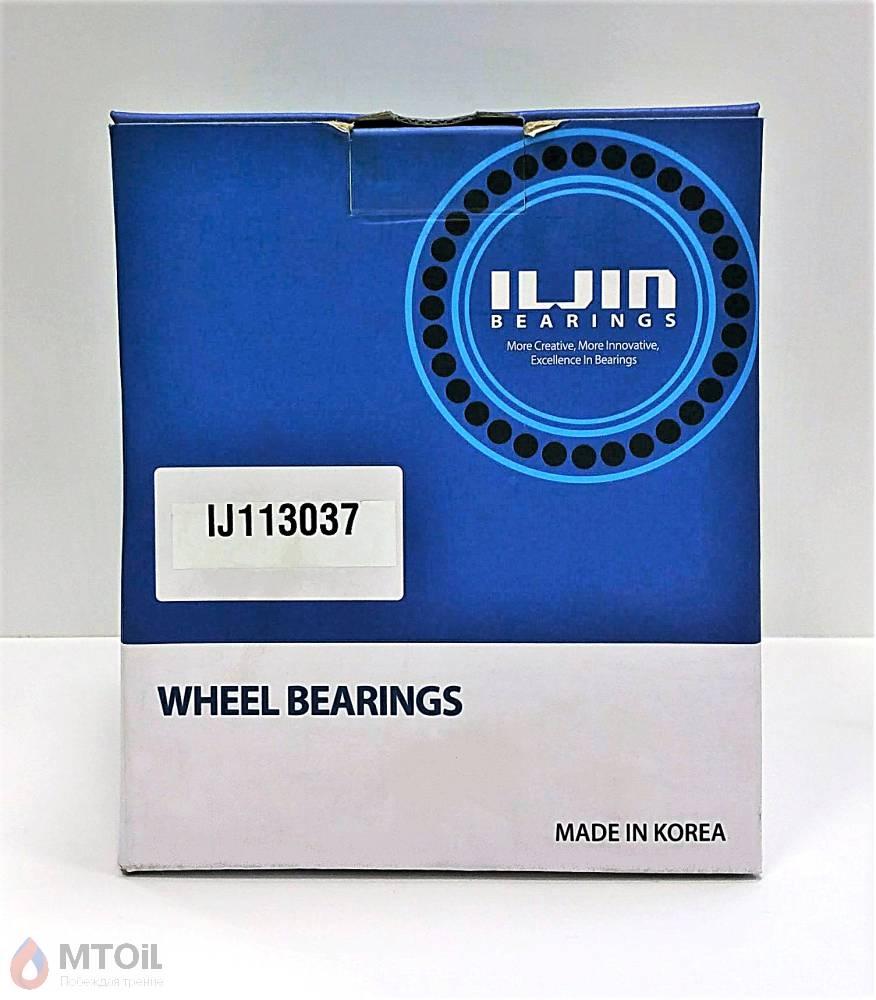 Ступица колеса задняя (+ABS) ILJIN (IJ113037) - 1