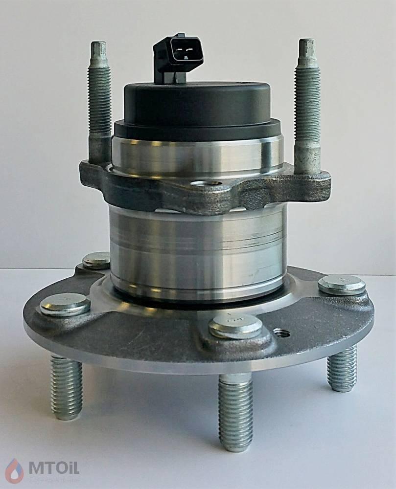 Ступица колеса задняя (+ABS) ILJIN (IJ113037) - 2