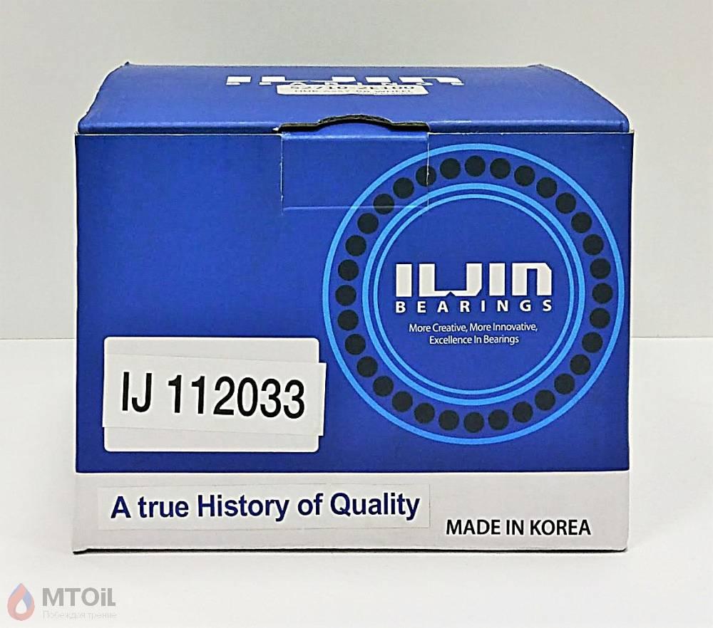 Ступица колеса задняя ILJIN (IJ112033) - 1