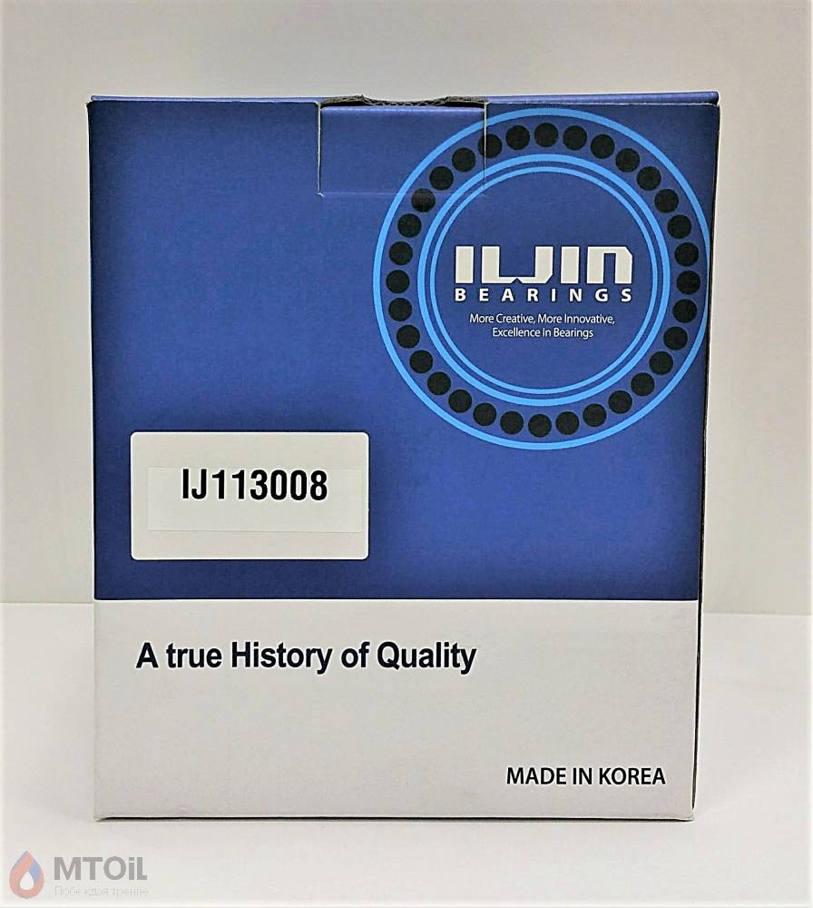 Ступица колеса задняя (+ABS) ILJIN (IJ113008) - 1