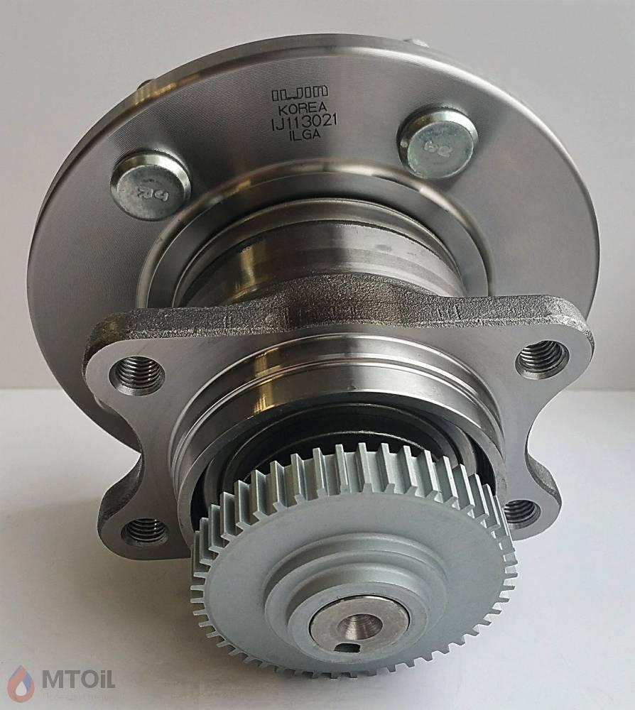 Ступица колеса задняя (+ABS) ILJIN (IJ113021) - 3