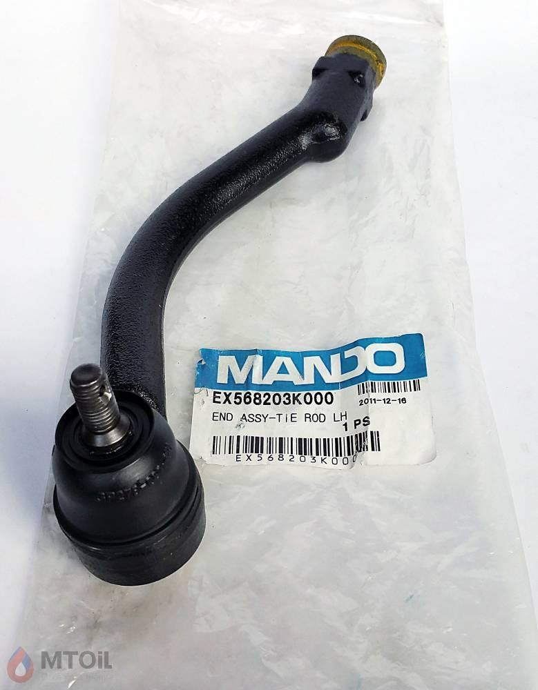 Наконечник рулевой левый MANDO (EX568203K000) - 2