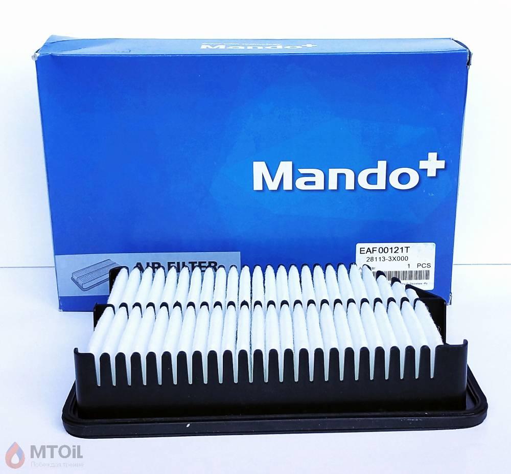 Фильтр воздушный MANDO (EAF00121T) - 2