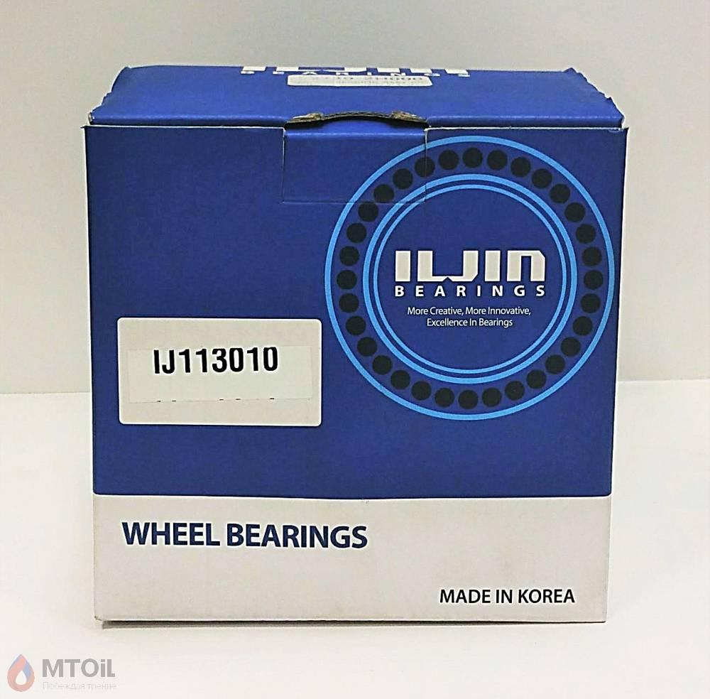 Ступица колеса задняя (+ABS) ILJIN (IJ113010) - 1
