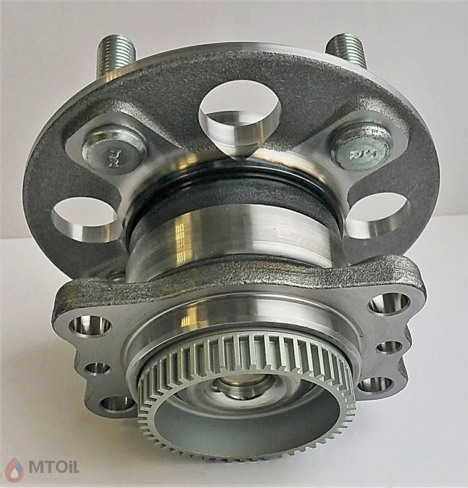 Ступица колеса задняя (+ABS) ILJIN (IJ113043) - 3