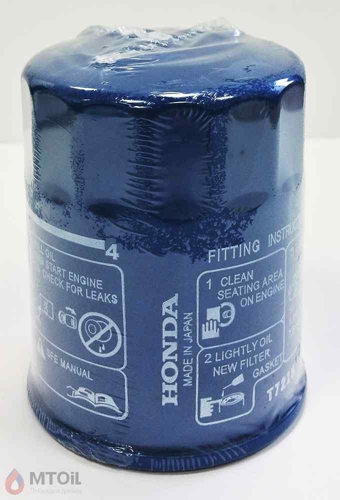Фильтр масляный оригинальный Honda 15400-RTA-003 - 2