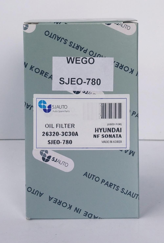 Картридж масляного фильтра  WEGO (SJEO-780) - 1