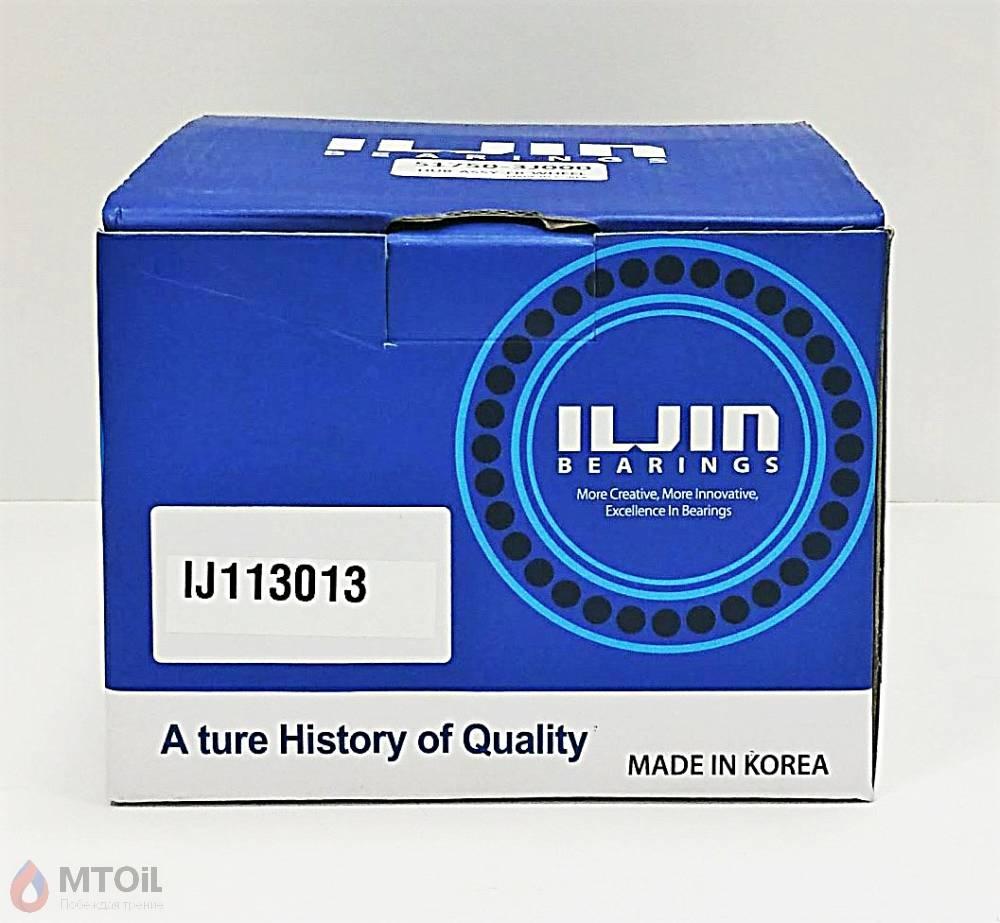 Ступица колеса зад / перед ILJIN (IJ113013) - 1