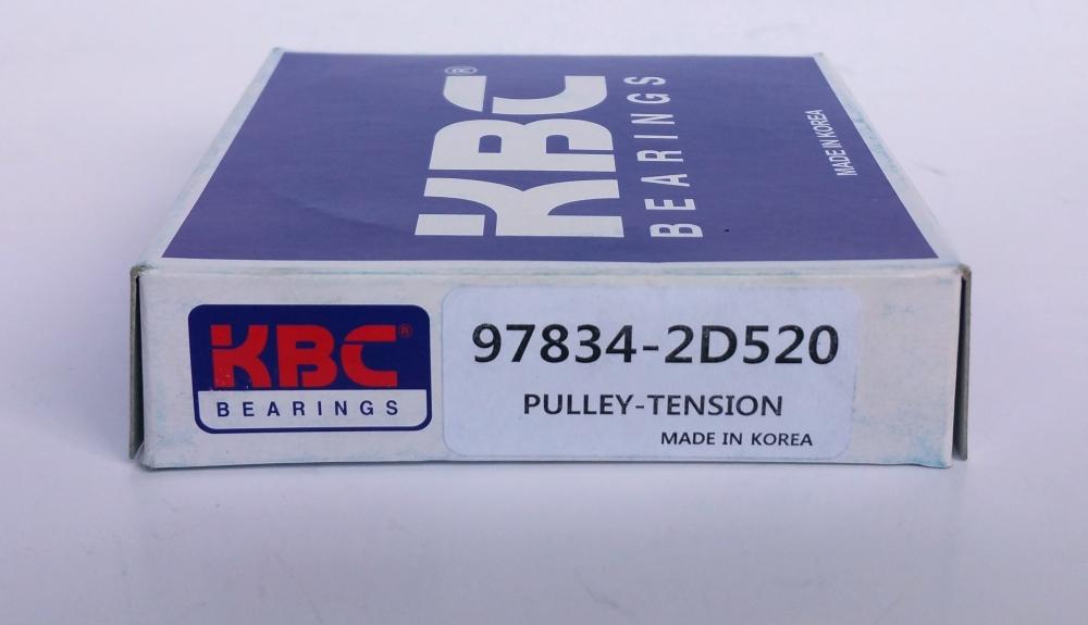 Ролик натяжной ремня кондиционера  KBC (97834-2D520KBC) - 2