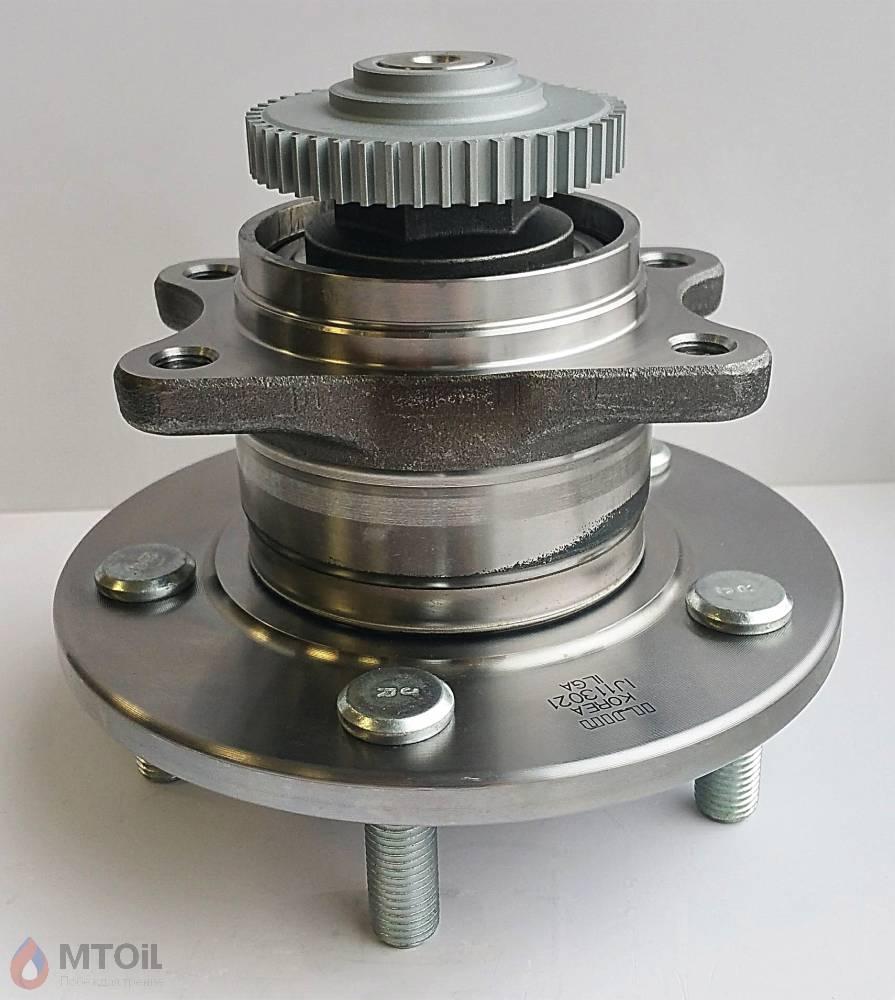 Ступица колеса задняя (+ABS) ILJIN (IJ113021) - 2