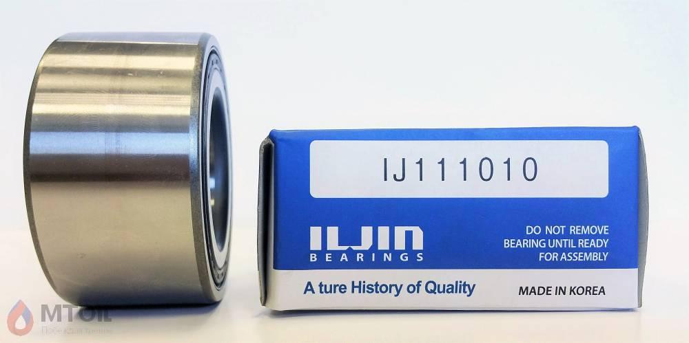 Подшипник ступицы колеса перед ILJIN (IJ111010) - 1