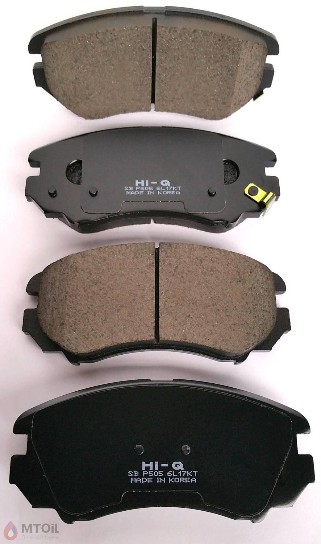 Тормозные колодки HI-Q Brake Pad (SP-1155) - 2