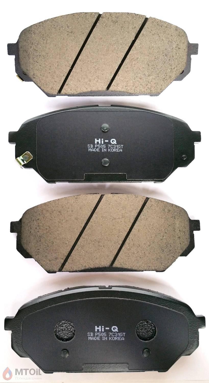 Тормозные колодки HI-Q Brake Pad (SP-1203) - 2
