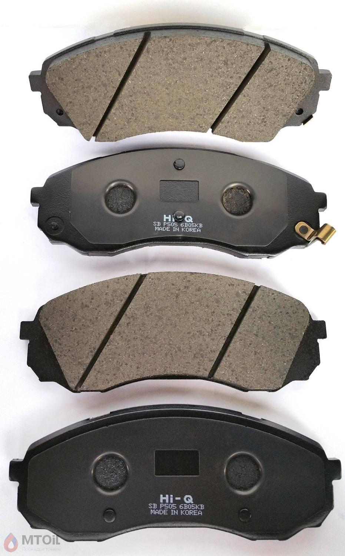 Тормозные колодки HI-Q Brake Pad (SP-1238) - 2