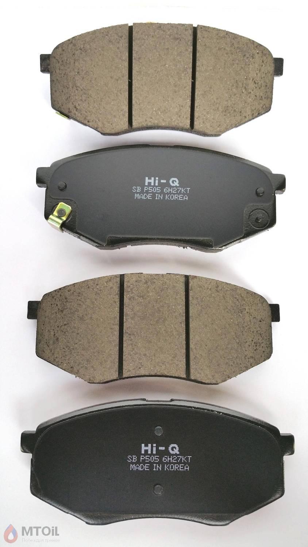 Тормозные колодки HI-Q Brake Pad (SP-1374) - 2