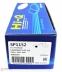 Тормозные колодки HI-Q Brake Pad (SP1152) - 1