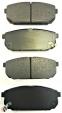 Тормозные колодки HI-Q Brake Pad (SP1154) - 2