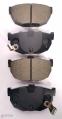 Тормозные колодки HI-Q Brake Pad (SP-1062) - 2