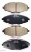 Тормозные колодки HI-Q Brake Pad (SP-1086) - 2