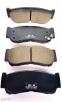 Тормозные колодки HI-Q Brake Pad (SP-1178) - 2