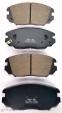 Тормозные колодки HI-Q Brake Pad (SP-1182) - 2