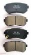 Тормозные колодки HI-Q Brake Pad (SP-1187) - 2