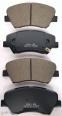 Тормозные колодки HI-Q Brake Pad (SP-1400) - 2