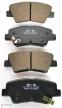 Тормозные колодки HI-Q Brake Pad (SP-1401) - 2