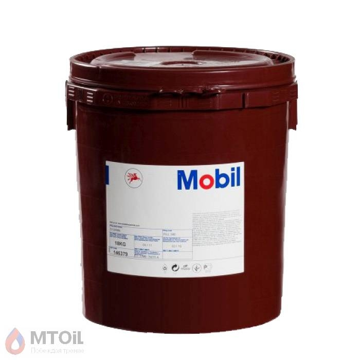 Mobil CHASSIS GREASE LBZ  (18кг) - 17826