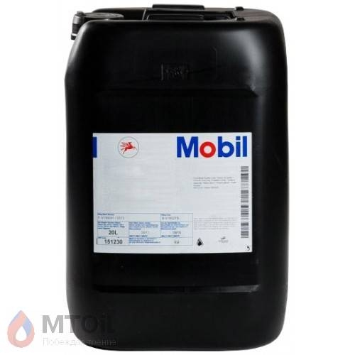 Mobil Delvac XHP TO 75W-80 (20л) - 17716