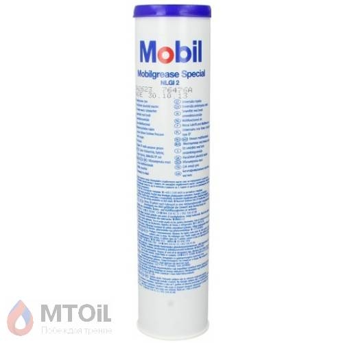 Mobilgrease Special (0,4кг) - 17430