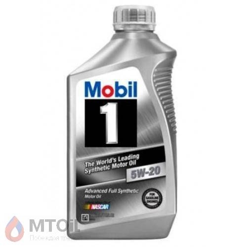 Моторное масло Mobil 1 Advanced Full Synthetic 5W-20 (0,946л) - 17858