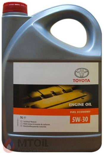 Моторное масло Toyota Engine Oil FE 5W-30 (5л) - 17830