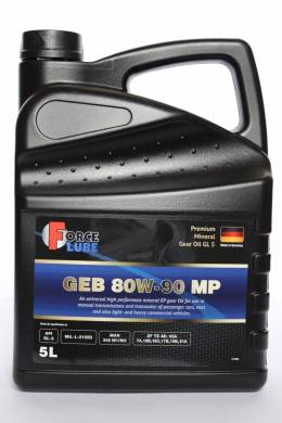 Force Premium Gear Oil Geb MP GL-5 80w-90 (5л)