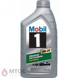Mobil1 Advanced Fuel Economy 0W-20 (1л)