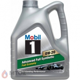Mobil1 Advanced Fuel Economy 0W-20 (4л)