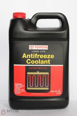 Антифриз Toyota Long Life Antifreeze Coolant  (3,785л)